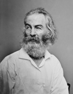 Walt Whitman and Abraham Lincoln Relationship between 19th century poet and politician