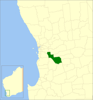 Shire of Wandering Local government area in Western Australia