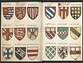 Wapenboek Beyeren (armorial) - KB79K21 - folios 049v (left) and 050r (right).jpg