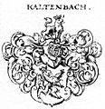 Wappen Kaltenbach B027 Siebmacher.JPG