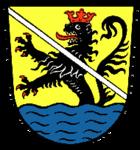 Das Wappen von Vilseck