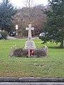 War Memorial on Fawkham Green - geograph.org.uk - 1178499.jpg