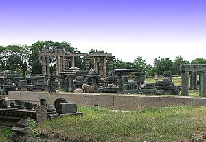 Warangal Urban district - Warangal Fort Ruins