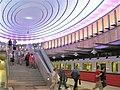 Warsaw Metro Plac Wilsona 2.jpg