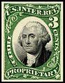 Washington 3c Proprietary revenue 1871 issue.JPG