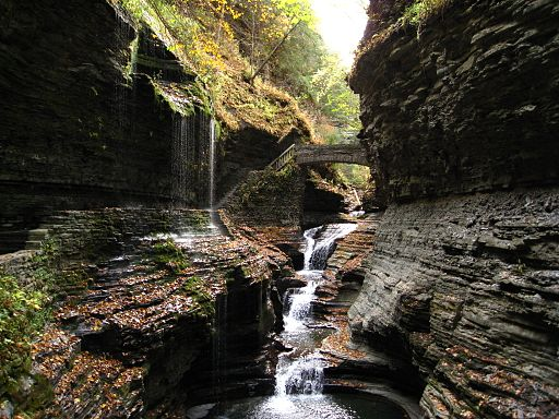 Watkins Glen Bridge