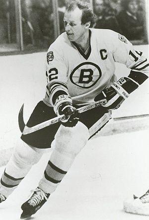 Wayne Cashman - Wayne Cashman in 1981