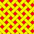 Weaved truncated square tiling0b.png