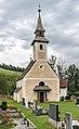 Weitensfeld Zweinitz Friedhofskapelle hl Michael WNW-Ansicht 10082017 0337.jpg