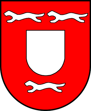 Coats of arms of Wesel