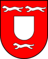 Coat of arms of Wesel