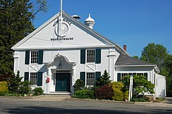 West Newbury Old Town Hall, 2009