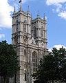 Western Towers, Westminster Abbey.jpg