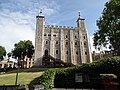 White Tower, London, August 2014.JPG