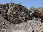 Wickenbug Vulture Mine-Vulture Mounatin and caves.jpg