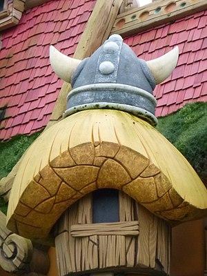 Vicky the Viking - Vickyland at Plopsaland De Panne