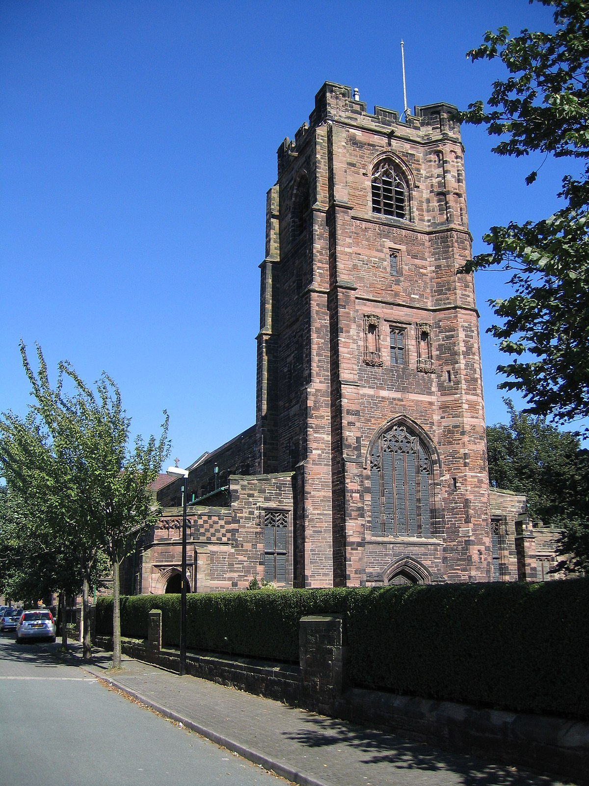 St Mary S Church Widnes Wikipedia Make Your Own Beautiful  HD Wallpapers, Images Over 1000+ [ralydesign.ml]