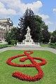 Wien - Mozartdenkmal (2).JPG