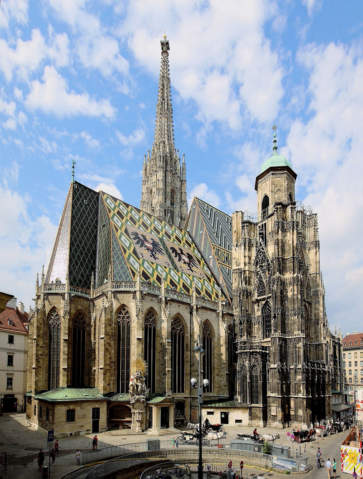 Image result for habsburg intestines stephansdom