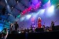 Wiener Festwochen 2018 Eröffnung 053 Mira Lu Kovacs EsRap.jpg