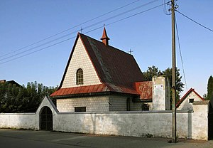 Wierzbica, Radom County - Mariavite Old Catholic Church in Wierzbica