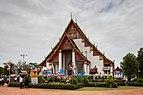Wihan Phra Mongkhon Bophit, Ayutthaya, Tailandia, 2013-08-23, DD 06.jpg