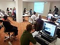 Wiki trainning session at Qld State Library.jpg