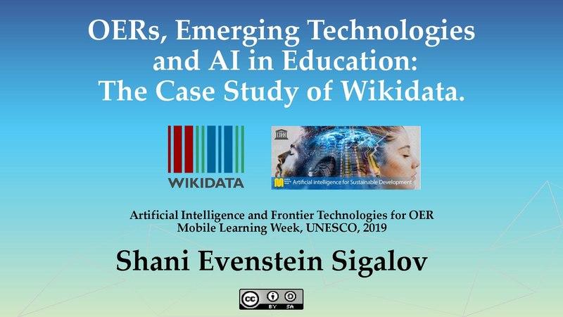 File:Wikidata Presentation at UNESCO by Shani Evenstein.pdf