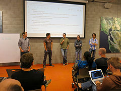 Wikimedia Foundation 2013 Tech Day 1 - Photo 04.jpg
