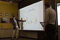 Wikimedia Foundation Monthly Metrics Meeting May 2012-1-2.jpg