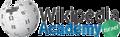 Wikipedia Academy Israel Logo Small.png