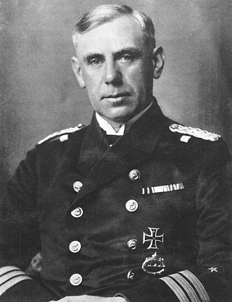 Wilhelm Canaris - Canaris, while a Korvettenkapitän