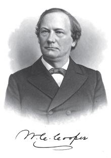 William C. Cooper Net Worth