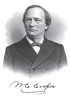 William C. Cooper mayor, lawyer, legislator, DA,
