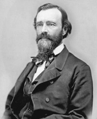 Governor of Colorado - Image: William Gilpin (governor)
