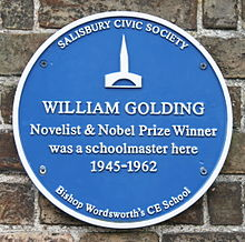 William Golding - Wikipedia