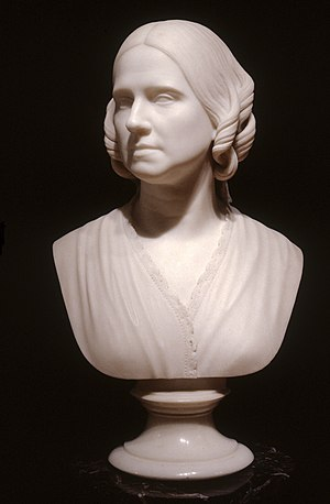 William Thompson Walters - Image: William Henry Rinehart Bust of Mrs William T Walters Walters 288