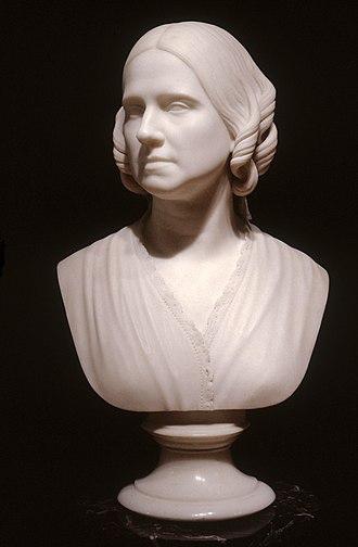 William Thompson Walters - Image: William Henry Rinehart Bust of Mrs William T Walters Walters 288