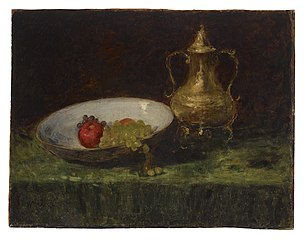 Still Life (Fruit and Copper Pot)
