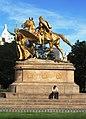 William Tecumseh Sherman Denkmal mit Siegesgöttin am Grand Army Plaza - panoramio.jpg