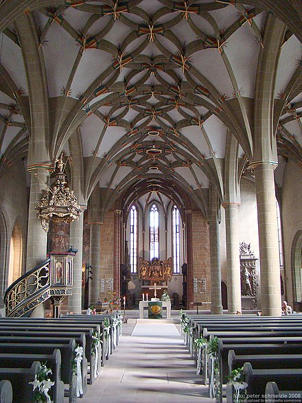 Stadtkirche (Bad Wimpfen) - Wikiwand