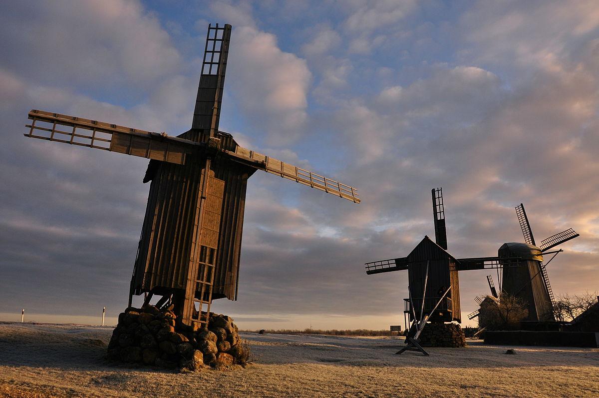 Saaremaa Travel Guide At Wikivoyage