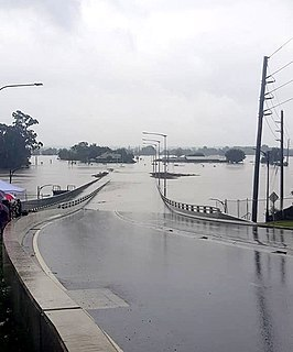 2021 Eastern Australia floods Series of disastrous floods in Australia