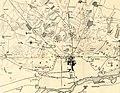 Wojna polsko rosyjska 1830-1831 plan umocnień Warszawy.jpg