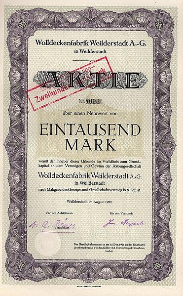 http://upload.wikimedia.org/wikipedia/commons/thumb/8/85/Wolldeckenfabrik_Weilderstadt_AG_1000_Mk_1922.jpg/371px-Wolldeckenfabrik_Weilderstadt_AG_1000_Mk_1922.jpg