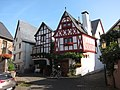 Wooden frame houses at Eller along the Mosel river - panoramio.jpg