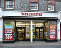 Woolworths about to close in Lewes, East Sussex - geograph.org.uk - 1106885.jpg