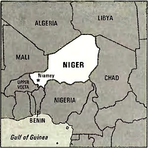 World Factbook (1982) Niger.jpg