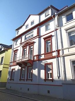 Luisenstraße in Worms
