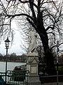 Wrocław, pomnik św.Jana Chrzciciela przed Mostem Tumskim SDC10512.JPG